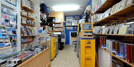 Interior Luis Márquez Fotografía Cádiz