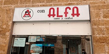 Exterior Alfa Cádiz