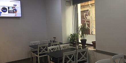 Interior Café-Bar Tito