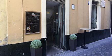 Exterior Café-Bar Tito