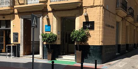 Exterior Galeria Benot & Cristalarte