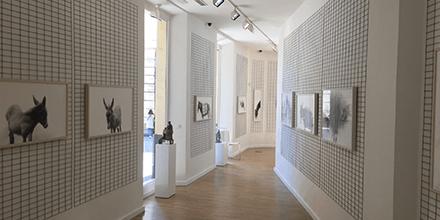 Marcos Galería Benot & Cristalarte