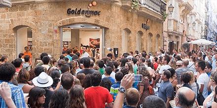Apertura Goldenmac Cádiz