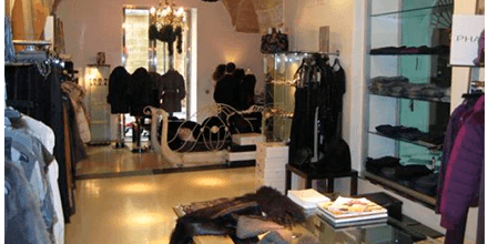 Interior Tienda Karen Personal Shopper