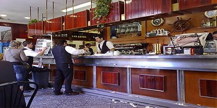 Barra Café-Bar La Marina Cádiz