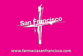logo farmacia san francisco