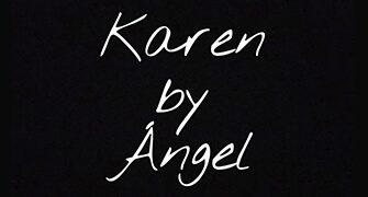 logo karen by angel