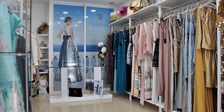Interior tienda Milagrosa Grimaldi