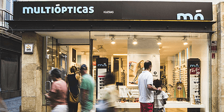 Multiópticas Cádiz Calle Columela