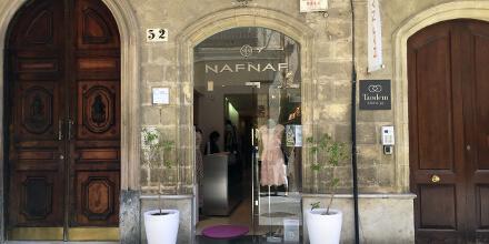 Exterior NAF NAF Cádiz