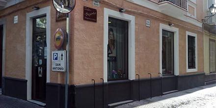 Exterior Salón de belleza Begoña