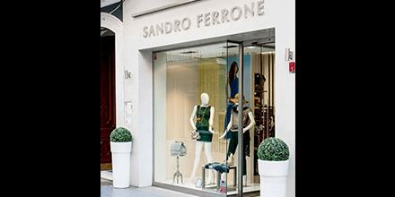 Exterior Sandro Ferrone Cádiz