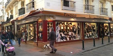 Exterior Tinoco Calle pelota Cádiz