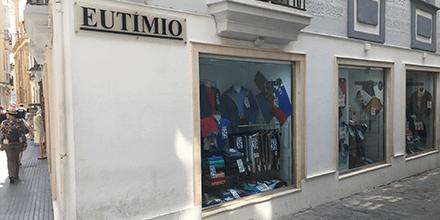 Exterior Eutimio calle Compañía, Cádiz