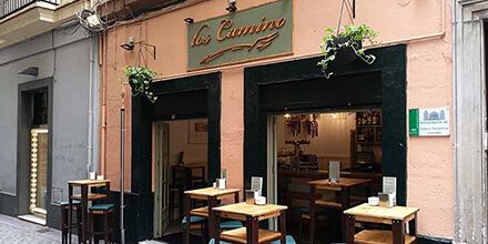 Exterior Bar Los Camino