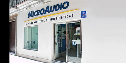 Exterior Microaudio Cádiz