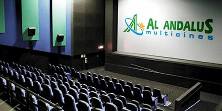 Sala Multicines el Centro Al-Andalus Cádiz
