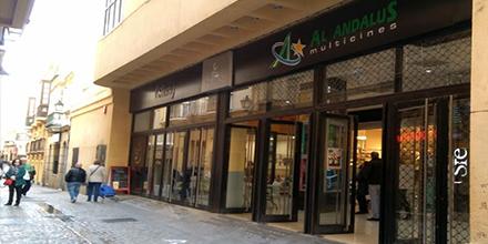 Exterior Multicines el Centro Al-Andalus Cádiz