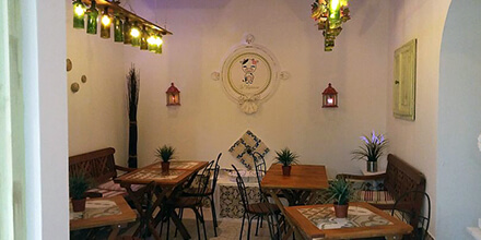 Interior de La Veganesa