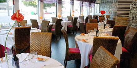 Interior Restaurante Balandro Cádiz