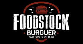 logo burguer foodstock