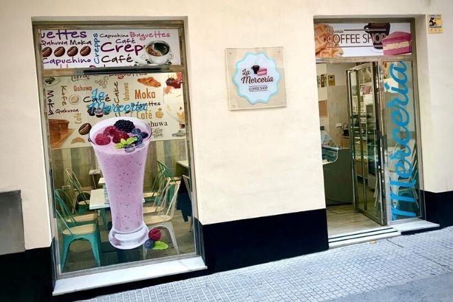 Exterior La Merceria Coffe Shop