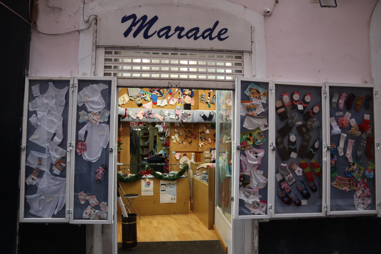 Exterior de la tienda Marade