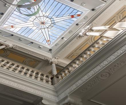 Interior Palacio San Agustín